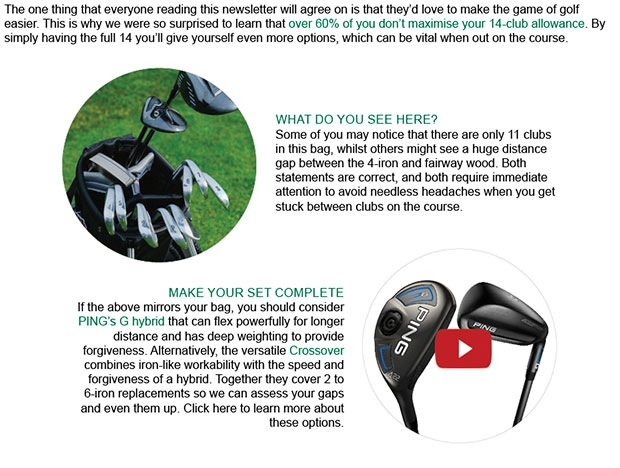 PING Crossover and hybrid
