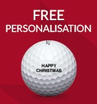 Titleist ball personalisation