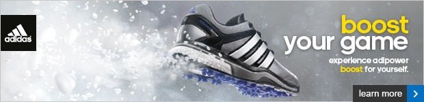 adidas adipower boost golf shoes