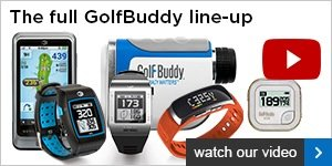 GolfBuddy2015 line-up