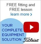 Titleist Complete Equipment Solution