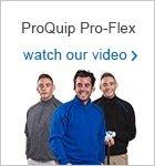 ProQuip Pro-Flex men's merino lined sweater