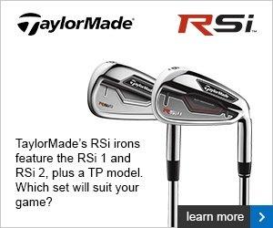 TaylorMade RSi 1 irons