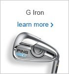 PING G Irons