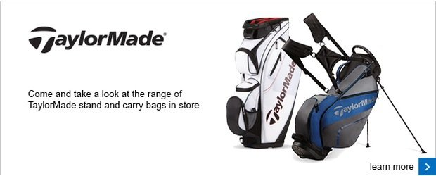 TaylorMade Bag Trade In - 2016