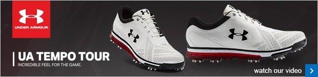 Under Armour Tempo Tour Golf Shoe
