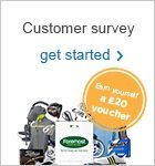 Annual Customer Survey - earn a £20 voucher