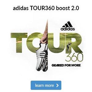 adidas TOUR360 Boost 2.0