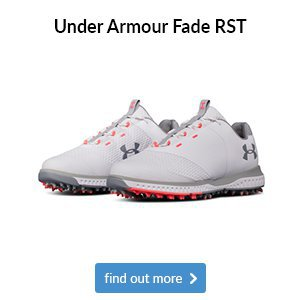 Under Armour Fade RST shoe